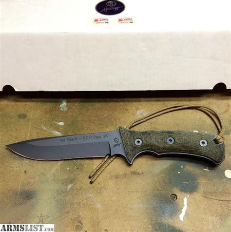 chris reeve knife for sale armslist for sale chris reeve neil warrior knife