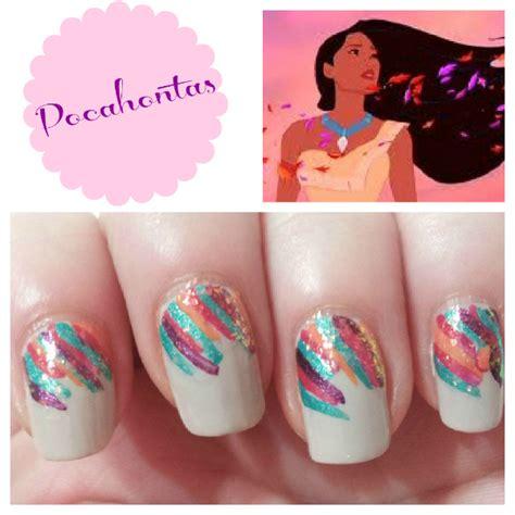 hairspray nail art tutorial disney princess inspired nails hairspray and highheels