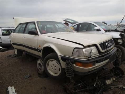 how to fix cars 1990 audi v8 auto manual junkyard find 1990 audi v8 the truth about cars