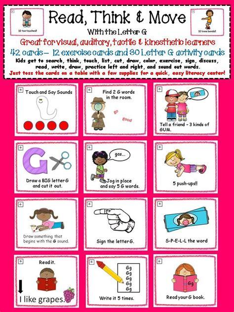printable abc exercise cards 96 best alphabet activities images on pinterest alphabet