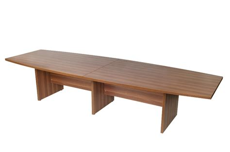 Beech Boardroom Table Beech Slab Ended Boardroom Table 4m Office Furniture Solutions 4u