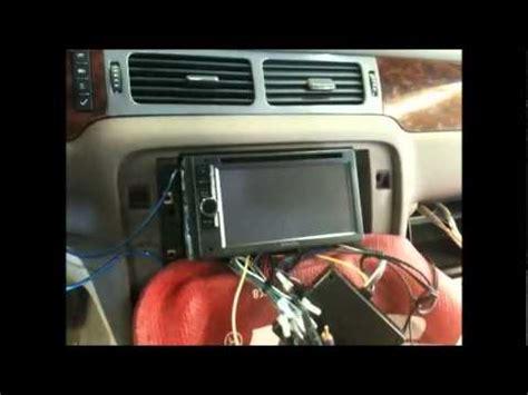 chevy silverado    install  full sound system
