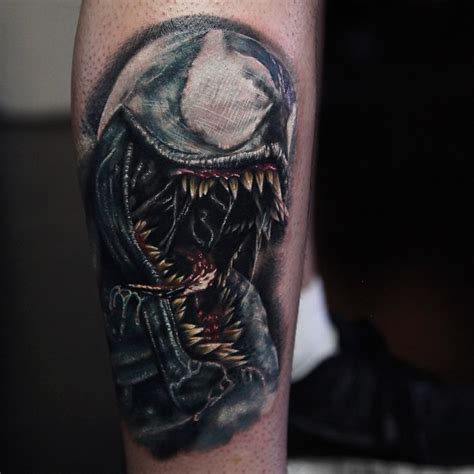 venom tattoo designs sharp teeth venom best ideas gallery