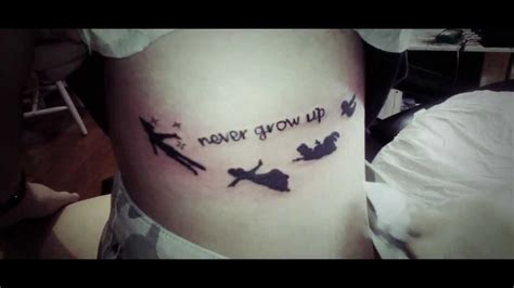 quot peter pan amp friends quot tattoo by tommy seow of familiar