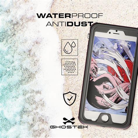 ghostek atomic 3 0 iphone 7 plus waterproof roze