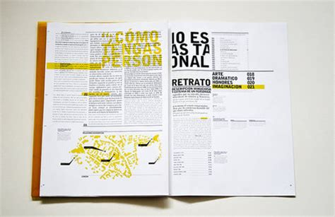 designspiration brochure magazine spread ideas spirits that inspire my path