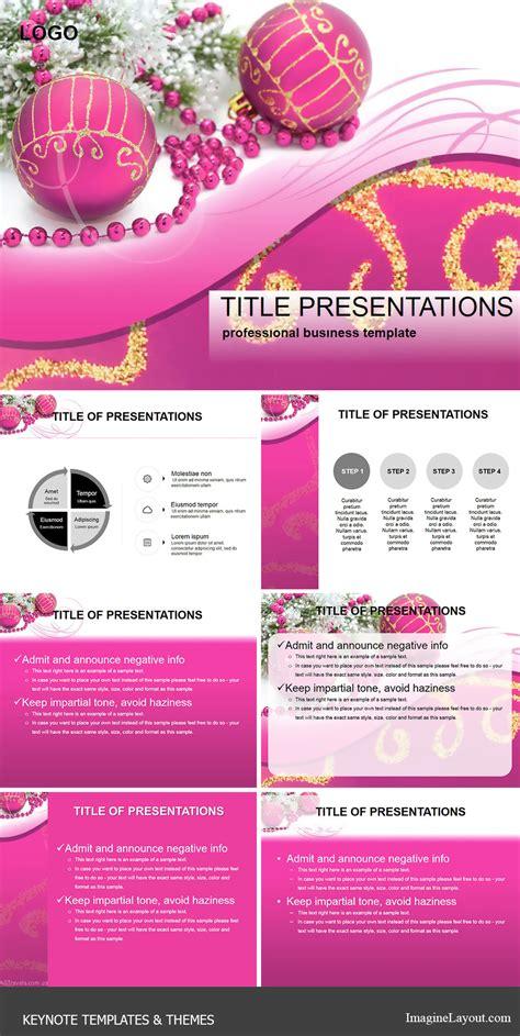 keynote themes christmas decorations for christmas keynote templates