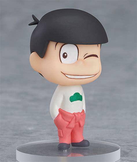 Osomatsu San Mini Figure goodie osomatsu san mini figures overall version news