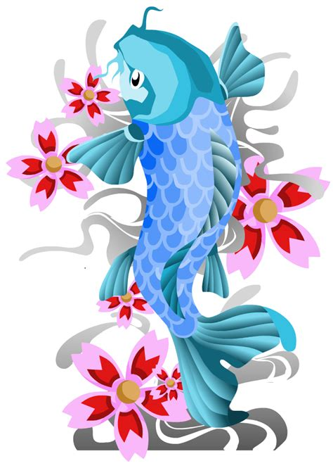colorful koi fish tattoo designs japanese koi fish koi fish