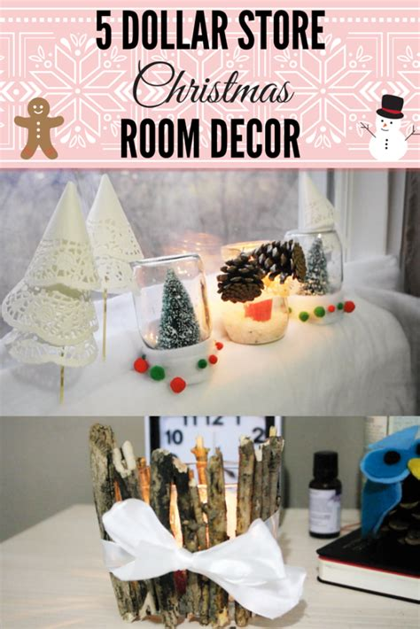 Dollar Store Bedroom Ideas New 5 Dollar Store Diy Room Decor For