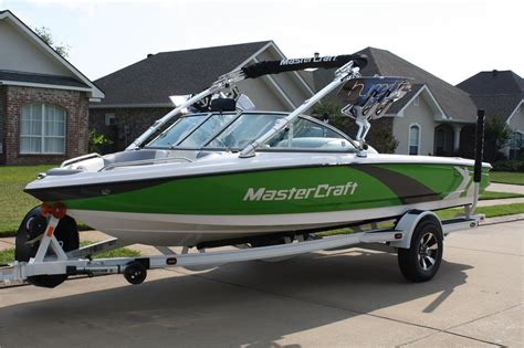 mastercraft boats baton rouge 2012 mastercraft x7 with 6 0l ilmor engine for sale in