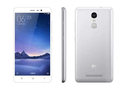 xiaomi redmi note 3 pro price and specifications