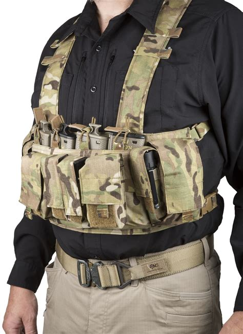 Chest Rug by Vtac Assault Chest Rig