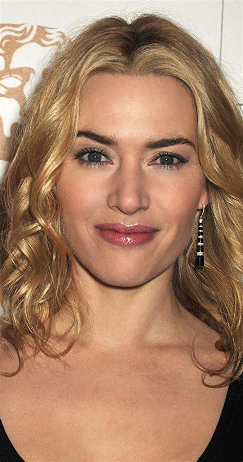 actress name kate kate winslet imdb