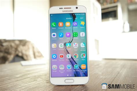 0 Samsung S6 by Galaxy S6 Android 6 0 Marshmallow Ne Devrait Plus Trop Tarder Frandroid