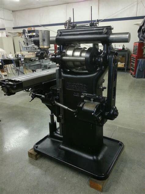 brown sharpe milling machine  sale