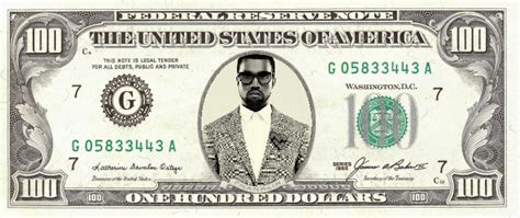 prop money template if rappers were on coins and dollar bills rather than