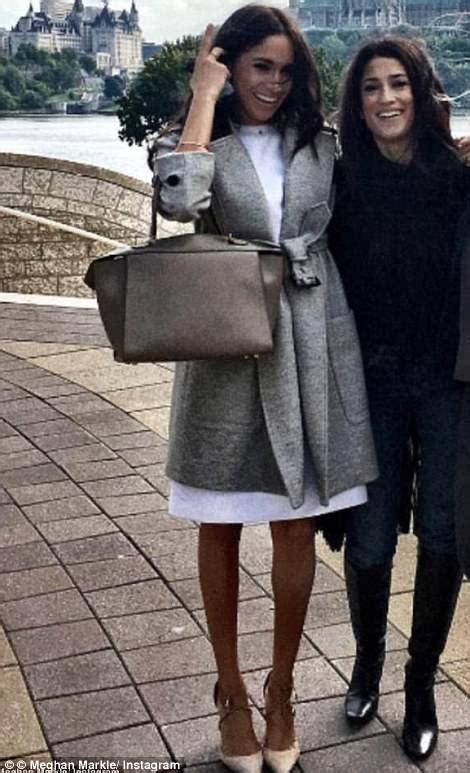 The Daily Mail Uk Fashion by Meghan Markle Can T Get Enough Of Brands Daily