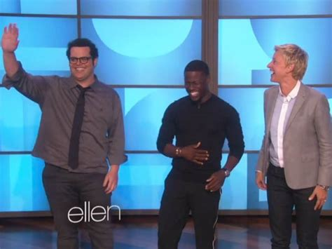 kevin hart ellen watch kevin hart loses a dance off on today s ellen