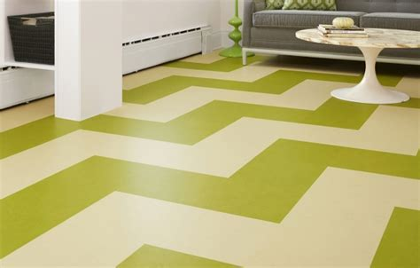 How to Install a Linoleum Tile Floor   This Old House