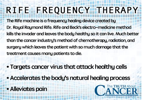 Quantum Detox Detoxification Rife Frequencies by The About Cancer Dr Royal Rife S Work Quantum