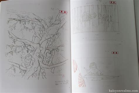 ghibli layout book studio ghibli layout designs exhibition art book review