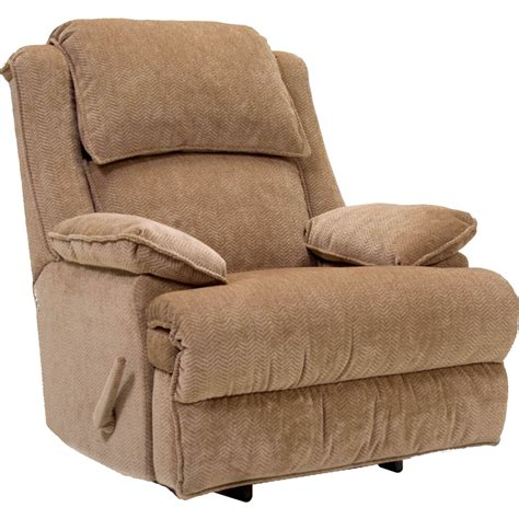 Franklin Douglas Rocker Recliner Chaise With Arm Storage