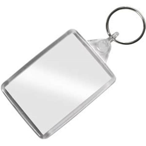 acrylic photo keyring keychain add your own photo photo