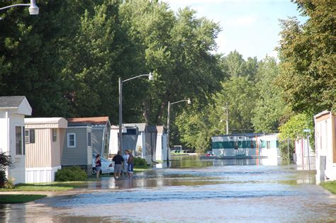 file fema 44989 ames iowa mobile homes water