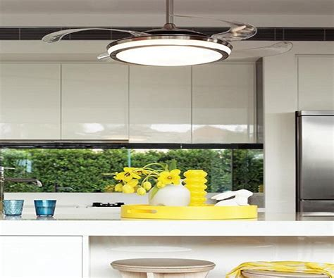 Kitchen Fan With Light Kitchen Ceiling Fans Without Lights Image Search Results