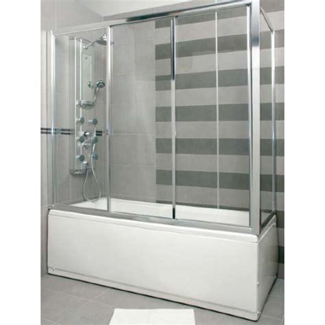 pannelli vasca da bagno parete vetro vasca da bagno vasca da bagno teuco con box