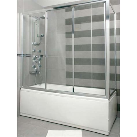 vetro vasca da bagno parete vetro vasca da bagno vasca da bagno teuco con box