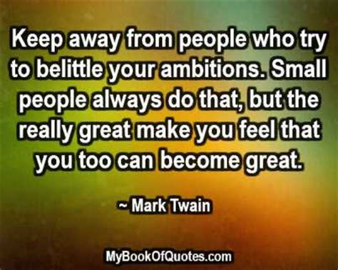 9 Things To Keep Away From Your by Who Belittle Others Quotes Quotesgram