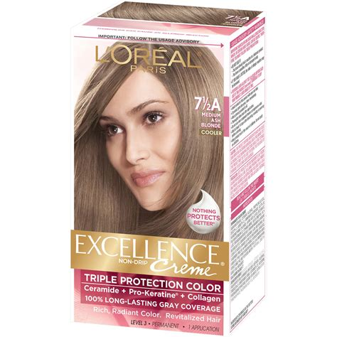 L Oreal Excellence l oreal excellence creme hair color chart gallery chart