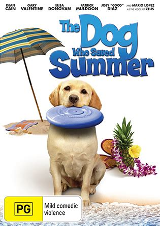 Giveaway Dogs Brisbane - win 1 of 5 the dog who saved summer dvds brisbane