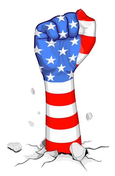 patriotic clip american flag clip images free