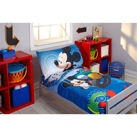 mickey toddler bedding mickey mouse toddler bedding walmart home design ideas