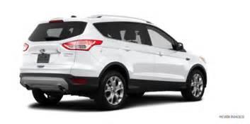 2014 Ford Escape Specs 2014 Ford Escape Titanium Specifications Kelley Blue Book