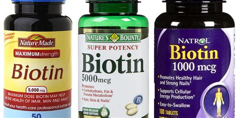 Suplemen Fastep Why You Should Be Cautious Of Taking Biotin For Your Hair
