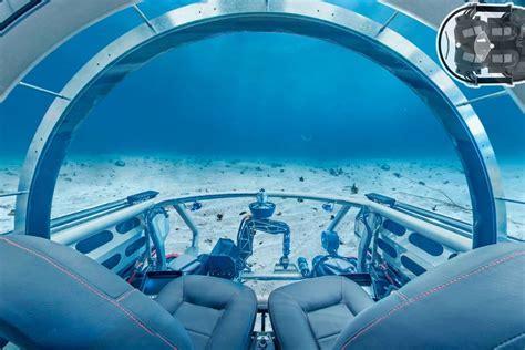U Boat Worx C Explorer 5 Personal Submarines Go Deep Water