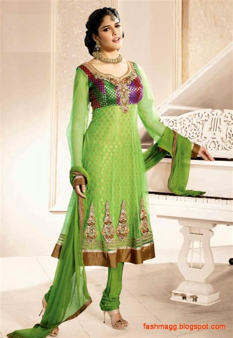 pattern for umbrella frock fashion glamour world fok anarkali indian umbrella frocks