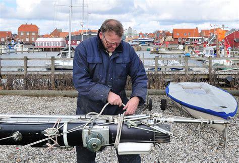 file dockworker in the harbour ringk 248 jutland denmark jpg