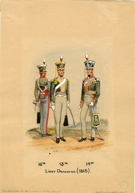 army of the light 25 best images about british light cavalry napoleonic on