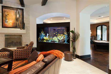 20 Modern Aquarium Design For Every Interior House | 20 modern aquarium design for every interior house