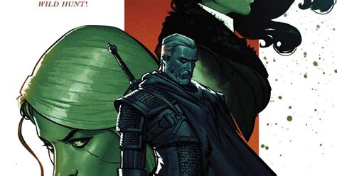 the witcher volume 3 curse of crows comic review the witcher volume 3 curse of crows is a