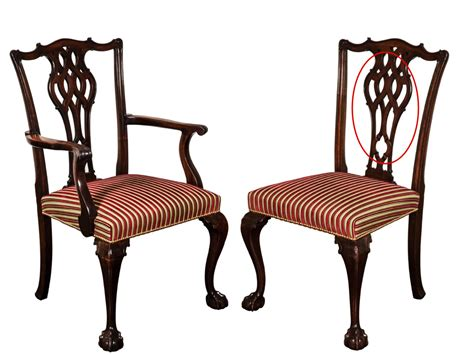 Chippendale Chairs by Style At A Glance Chippendale L Essenziale