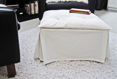 ottoman fabric ideas upholstered ottoman coffee table home design ideas
