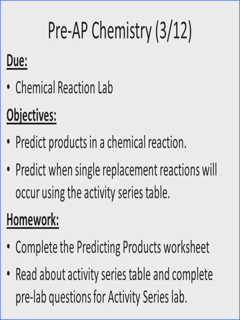 worksheet 4 single replacement reactions answers single replacement reaction worksheet answers mychaume