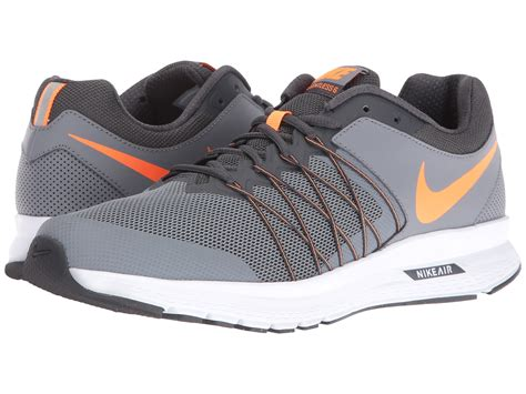 Nike Original Air Relentless 6 Black White Antharacite nike air relentless 6 cool grey anthracite white total orange zappos free shipping both ways