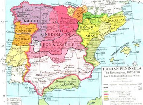 la penisola iberica nel mediterraneo medievale